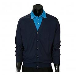 한지 남골프T셔츠#4(가디건)